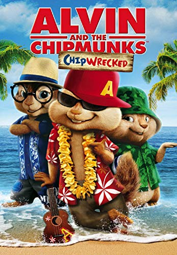 Alvin and the Chipmunks: Chipwrecked ✅