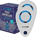 BRISON Ultrasonic Pest Reject Repeller - Plug in...