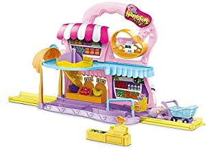 Hamsters in a House Super Market Doll House