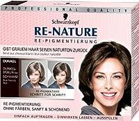 Schwarzkopf Re-Nature Re-Pigmentation Dark for Women by ES?RO Einkaufsgesellschaft Deutscher Drogisten AG [並行輸入品]