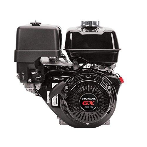 Honda - Motor eje horizontal GX-270-270 cc, 9 CV