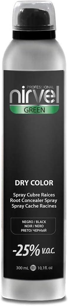 Nirvel Green Spray Colorante - 300 ml