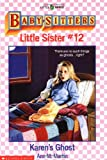 Karen's Ghost (Baby-sitters Little Sister)