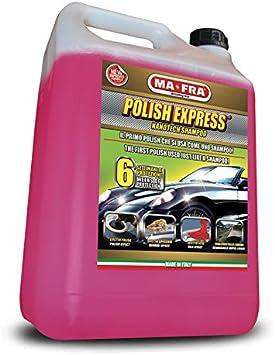 Reinigungsmittel Für Die Lackpolitur 4 5 L Ma Fra Polish Express Auto