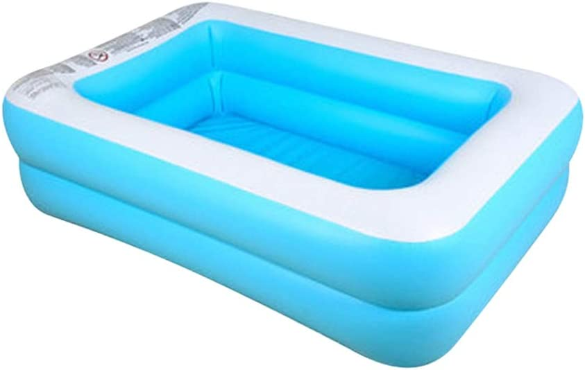 55% OFF Swimming Pool Oversize 1-3 Peoples PVC Abrasion Oakland Mall Resist Thickened