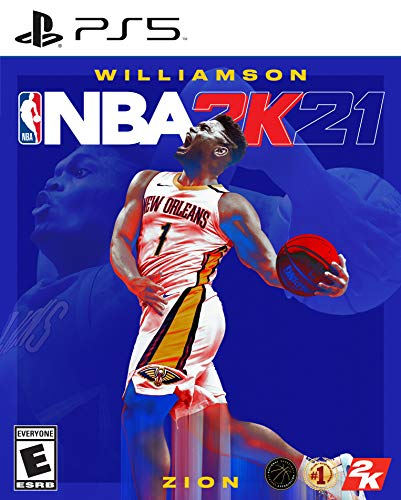 NBA 2K21 - PlayStation 5 Standard Edition