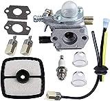 Carburador para Zama C1U-K51 Echo HC-1500 HC-1600 HC-1800 HC-2000 HC-2400 HC-2410 Reemplazo del carburador