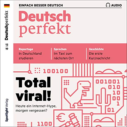 Deutsch perfekt Audio. 12/2019 Titelbild