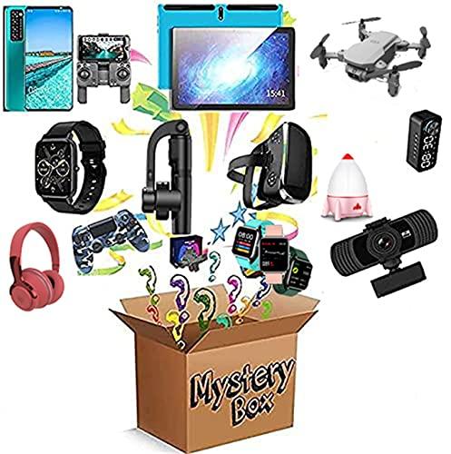Sijux Productos Electrónicos Lucky Box Mystery Box- (Producto Aleatorio) ¡Regalo Sorpresa para Ti! Lujoso, Ordinario, Económico, Muchos Estilos, Todos Los Productos Son Nuevos