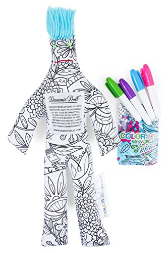 Coloring decreases stress so it's a great item to buy off of our gift ideas for your wife's 40th birthday list.