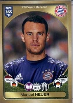 neuer fifa 17 card