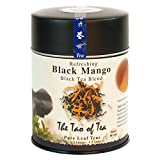 The Tao of Tea, Black Mango Black Tea, Loose Leaf,  4 Ounce Tin