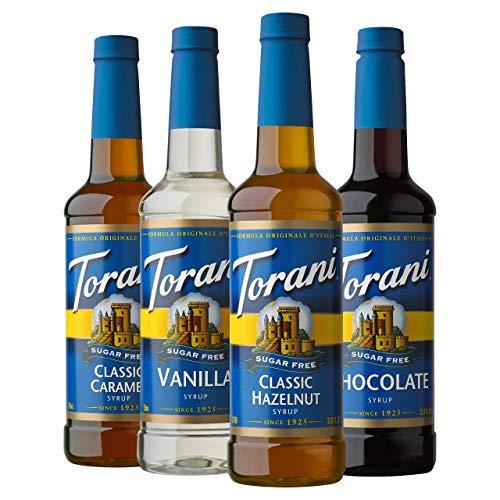Where to buy Torani sugar-free syrup: 101 Ways to Flavor your Coffee