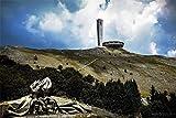 Descompresión Para Adultos 1000 Piezas Buzludzha Monument Montaje De Madera Decoración Para El Hogar Juego De Juguetes Juguete Educativo Para Niños Y Adultos