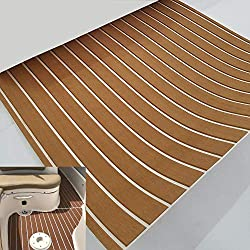 marine carpet or vinyl sheets
