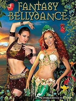 DVD Fantasy Bellydance DVD Book
