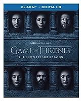 Game of Thrones: Season 6 [Blu-ray + Digital Copy]