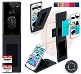 Hülle für UMi Touch X Tasche Cover Case Bumper | Schwarz