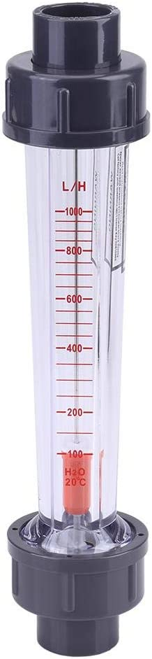 Super special price 100-1000L H Plastic Tube Type Instantaneous LZS- Water sold out Rotameter