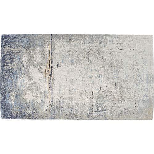 Kare Design tapijt Abstract 170x240 donkerblauw