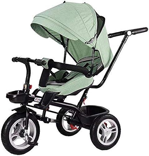 Kinder Dreirad Fahrrad Kinderwagen Baby Spielzeug Fahrrad Kinderwagen