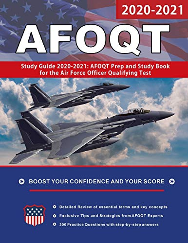 top rated AFOQT Research Manual: AFOQT Preparation and Research Book for Air Force Officer Qualification Exams 2020
