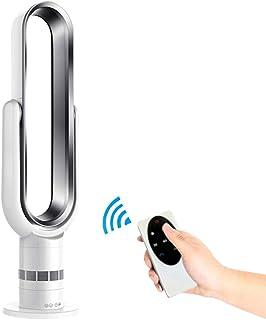 Ventilador de torre con control remoto | Ventilador de torre oscilante | 100 cm | 35W | Ventilador con 10 niveles de velocidad + temporizador + 3 modos de funcionamiento + 90 ° oscilante
