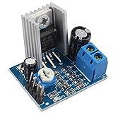 daorier TDA7297/Amplificador de audio Amplifier Module 15/W 15/W de 2/CH Amplificador de potencia M/ódulo amplificador Powered est/éreo DC 6/V de 18/V