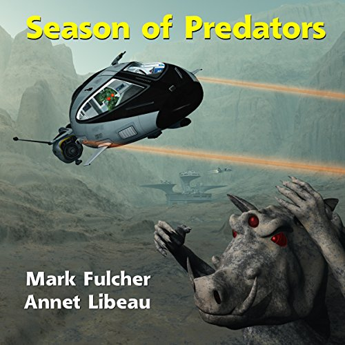Season of Predators audiobook cover art
