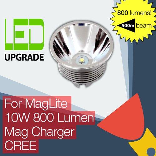 MagLite Wiederaufladbar LED Upgrade Ersatz Lampe Taschenlampen Mag Charger CREE Hohe Leistung 800LM!