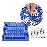 Sudoku Number Game, Sudoku Board Game Sudoku Cube Number Número de Juegos Cerebro Digital Puzzle Toy para niños Niños Adultos