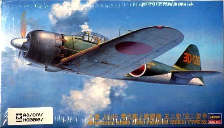 Hasegawa 1 48 A6M5 Zero Type 52 by Hasegawa