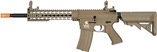 Lancer Tactical GEN 2 M4 Low FPS AEG Metal Gear Electric Airsoft Rifle - TAN
