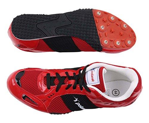 Polanik Paar Allrounder Spikes für Leichtathleten - Schuhe - Sportschuh - Größe 47