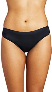 THINX Sport Period Underwear | Menstrual Underwear for Women (Black, M)