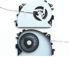 Laptop CPU Cooler Fan for Sony Vaio VPCSE SE15 SE16 SE19 SE-113T VPC-SE15FG VPC-SE16FW VPC-SE17GG VPC-SE19FJ VPC-SE2L9E VPC-SE2S1C VPC-SE2S3C VPC-SE15FG VPCSE17FX PCG-41412L CPU Cooling Fan