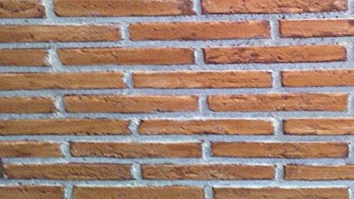 4 Paneles de Poliuretano con Aspecto de ladrillo, Modelo Bailen, Medidas Ancho 103 Alto 88 Grueso 3. SE Puede MODIFICAR LA CANTIDAD.