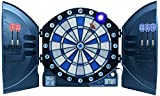 Best Sporting Electronic Dart Target with LED Lighted Numbers, 6 Darts with Power Pack