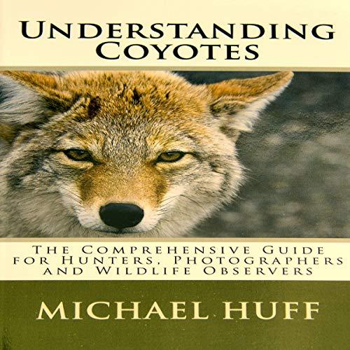 Understanding Coyotes audiobook cover art