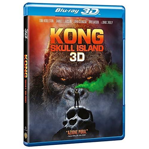 Kong: Skull Island (3D);Kong: Skull Island