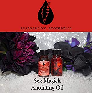 Sex Magick Anointing Oil​