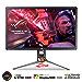 ASUS ROG Swift PG27UQ 27in 4K UHD 144Hz DP HDMI G-SYNC HDR Aura Sync Gaming Monitor with Eye Care (Renewed)