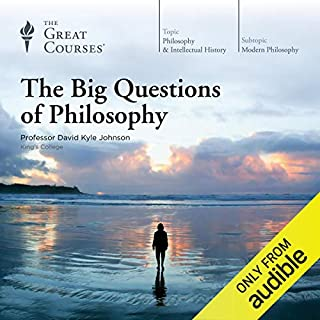 The Big Questions of Philosophy audiobook cover art
