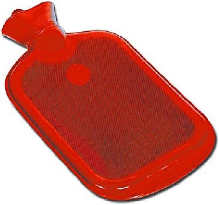 Borsa dell`acqua calda, 2l, rosso gima 28601