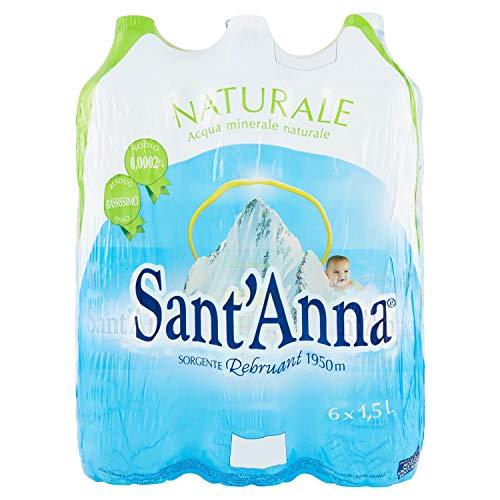 Sant'Anna - Blister d'Acqua Minerale Naturale - Confezione...