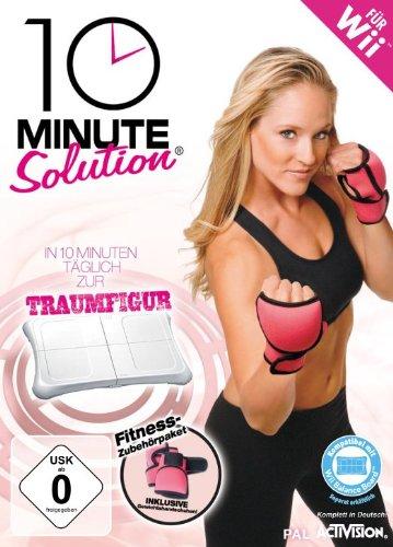 10 Minute Solution inkl. Gewicht-Handschuhe [import allemand]