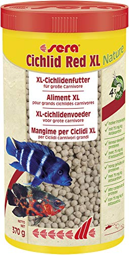 sera Cichlid Red XL Nature 1.000 ml