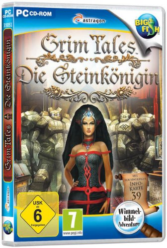 Astragon Grim Tales - Juego (PC, Aventura, Windows XP, Vista, 7, 8, 512 MB, 1 GHz, DirectX 9.0)
