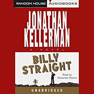Billy Straight audiobook cover art