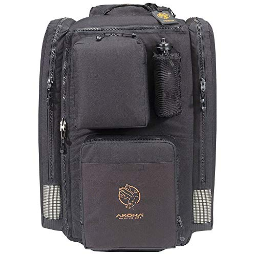 AKONA Full Size Roller Backpack Carries two full...